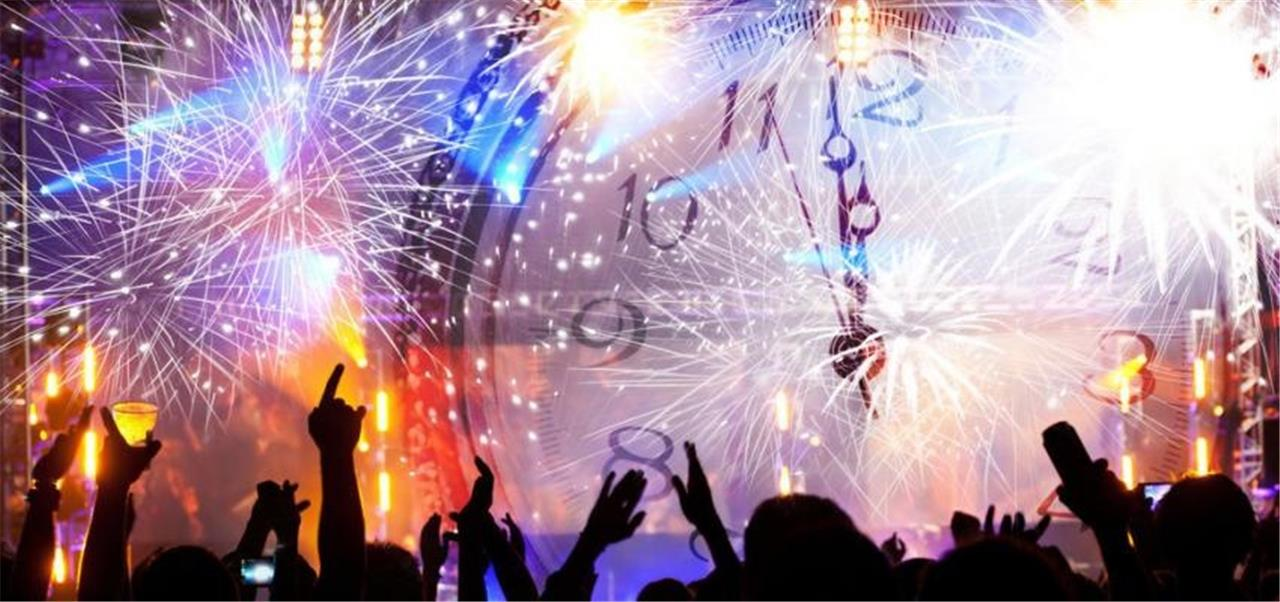 Passagem de ano ao som de Íris e DJ Christian F