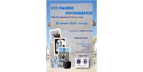 VII Passeio Fotográfico