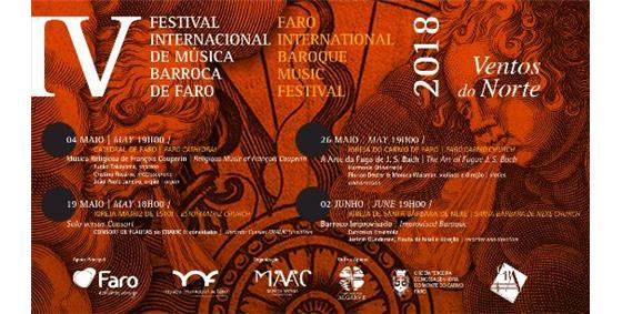 IV Festival Internacional de Música Barroca de Faro