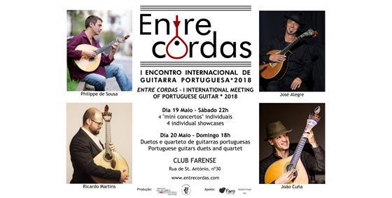 I Encontro Internacional de Guitarra Portuguesa