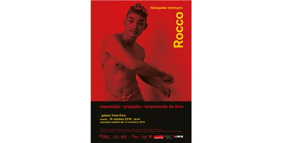 Rocco - Exposição de Hanspeter Ammann