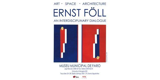 Exposição Ernst Föll - An Interdisciplinary Dialogue