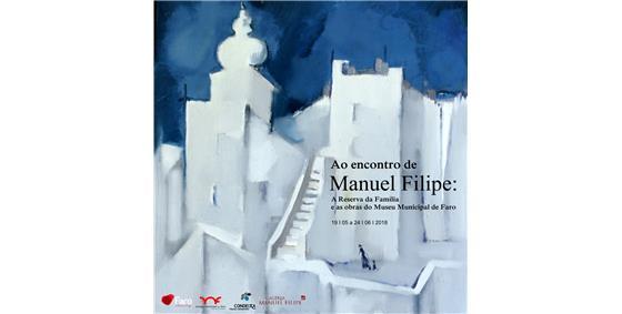 Ao encontro de Manuel Filipe: A Reserva da Família e as obras do Museu Municipal de Faro