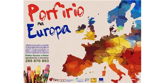 Porfírio na Europa