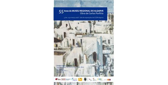 55 Anos do Museu Regional do Algarve - Obra de Carlos Porfírio